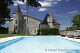 7 Bedroom Chateau With Private Heated Swimming Pool in the Dordogn