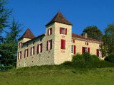 Château Cardou, 12 Bedrooms, Heated Pool, Floodlit Tennis, WiFi, BBQ, Piano, Panoramic Views