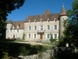 Château de Lamostonie, 12 Bedrooms, Heated Pool, Flood-lit Tennis, Pianos, WiFi, BBQ, Chef