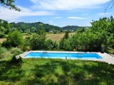 6 Riverside Chalets with Heated Pool near Biarritz