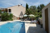 Villa with Heated Pool & Games Room