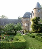 Countryside 11th Century Chateau with an Outdoor Pool