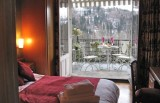 Stunning ski/summer apartment in tranquil setting