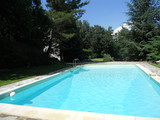 France Villa with private pool in quiet natural Luberon area