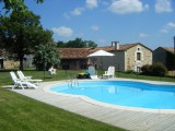 Renovated Farmhouse with Pool and Qualified Childcare