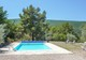 Swimming pool luberon side