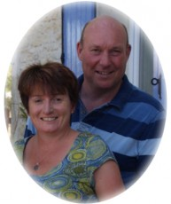 Sandra and Stuart Kerton